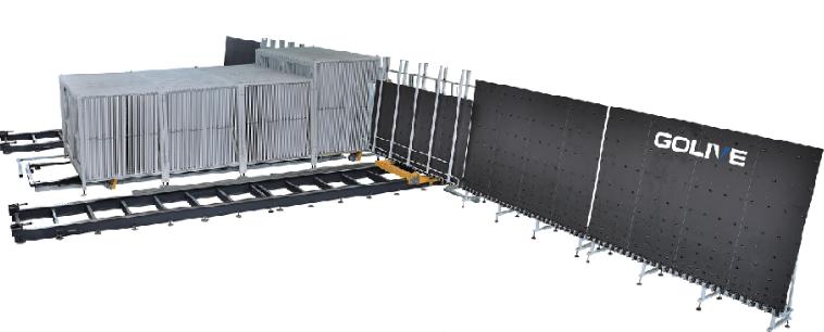 GWGC25全自动智能理片仓储系统